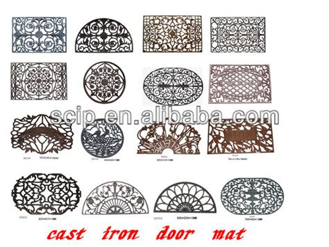 sweethome iron home sweet home cast iron door mat view unique cast iron