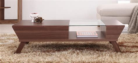 Coffee Table With Glass Insert Furniture Of America Gellan Glass Insert Coffee Table