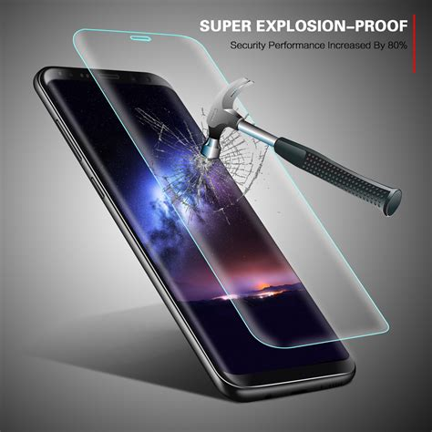 Non Packing Tempered Glass Samsung Mega 5 8 Merk Norton Original for samsung galaxy note 8 s8 s8 plus accessory tempered glass screen protector ebay
