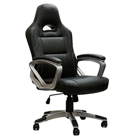 siege baquet confortable iwmh racing chaise de bureau gaming si 232 ge baquet sport