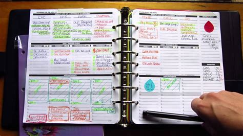 build a planner planner pad review youtube