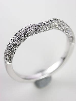 antique style filigree wedding ring rg 2567wbn in 2019