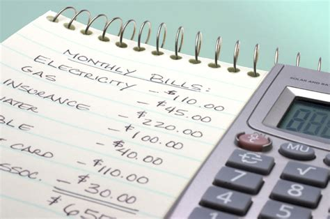 organize your monthly budget planner in 5 simple steps