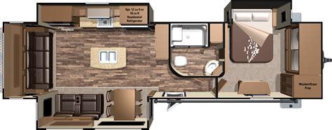 Fifth Wheel Rv Floor Plans roamer travel trailers rt323rls highland ridge rv