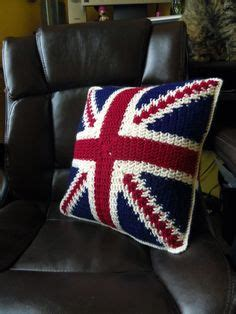 crochet pattern union jack union jack great britain british flag crochet afghan