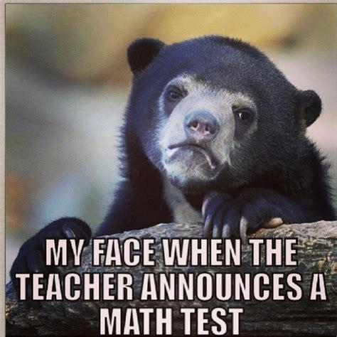 Math Teacher Memes - funny math memes