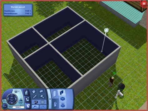house building games sim s house buying an empty plot building a house part 1 sim s house the