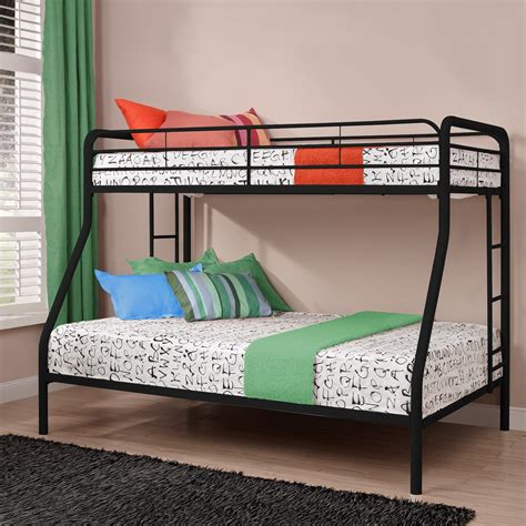 dhp twin  full bunk bed reviews wayfair