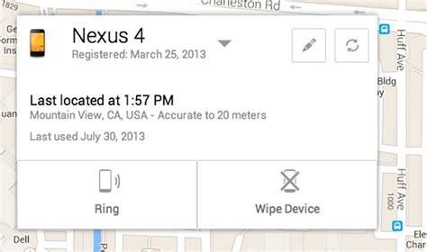 Android Device Manager by How To Find Your Lost Android Phone Find My Iphone
