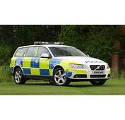Volvo V70 UK Police Car Photo Gallery  Autoblog