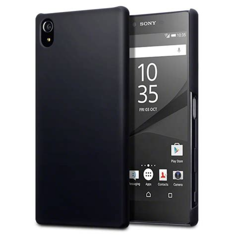 Sony Z5 Premium Leather Back Cover Bumper Armor Keren Soft Casing 10 best cases for xperia z5 premium