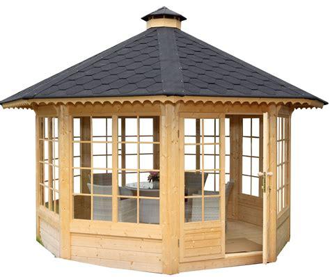 gartenpavillon aus holz gartenpavillon holz selber machen - Holzpavillon Mit Seitenwänden