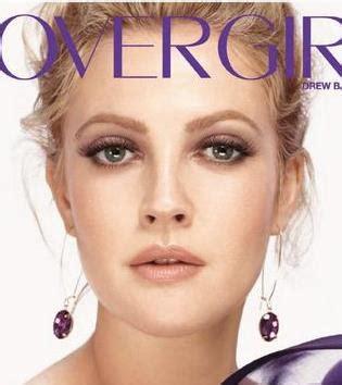 Drew Barrymore Covergirl by Covergirl Spokesmodels By Walkaway