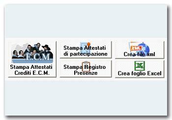 agenas ecm dati eventi myecm programma gestionale provider ecm completo ed