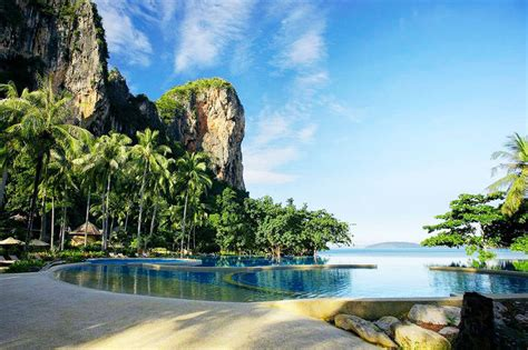 thailand hotels beautiful islands 3 lao ya island rayavadee resort krabi thailand