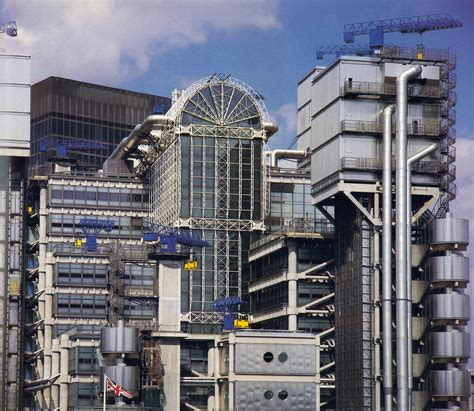 Martin Architects by Rogers Hits Back Over Lloyd S Of London Rumours News Architects Journal