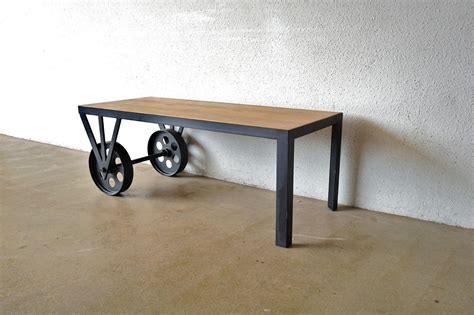Coffee Table Wheels Industrial Coffee Table Design Ideas Industrial Coffee Table On Wheels