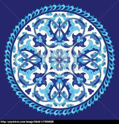 Produk Ukm Bumn Kaligrafi Arab vektor der traditionellen persischen arabic t 252 rkisch