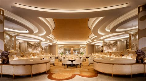 Restaurant Dining Room Tables first look inside us 4 2 billion wynn palace ahead of its