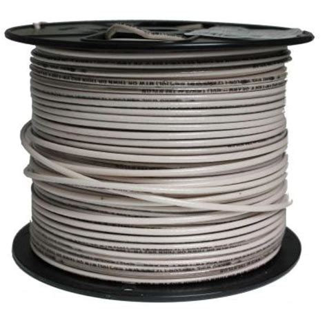 500 ft 12 stranded xhhw 2 wire white 1171 2602j