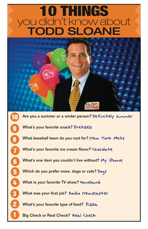 Todd Sloane Pch Prize Patrol - 10 things you didn t know about todd sloane pch blog