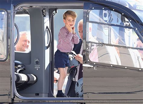 Sweeter Boy Maron Gw prince george looks adorable in new 4th birthday portrait