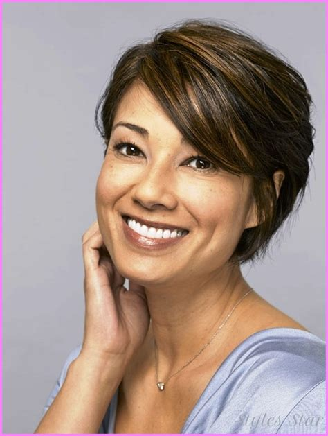 best haircuts for thinning hair on top for women best haircuts for thin fine hair stylesstar com