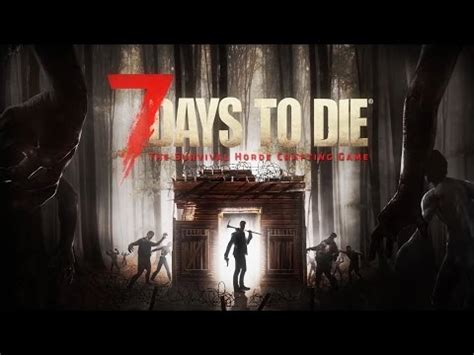 Painting 7 Days To Die Ps4 by 7 Days To Die Console Launch Trailer Codejunkies