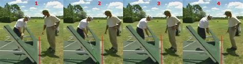 golf swing plane board how to hit the ball straight the essential elements