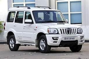 scorpio new model car mahindra scorpio new model