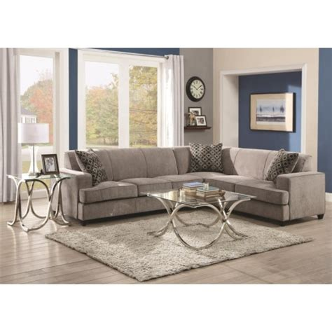 coaster tess sectional sofa coaster tess sectional sofa for corners coaster