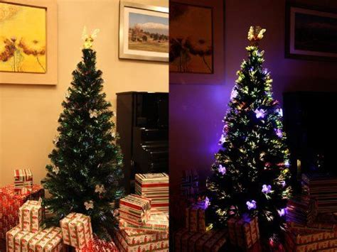 argos fiber optic christmas tree 5ft best 25 fiber optic trees ideas on fibre optic trees tomato cage