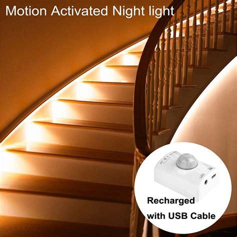 motion sensor bed light motion sensor led light motion activated bed light led