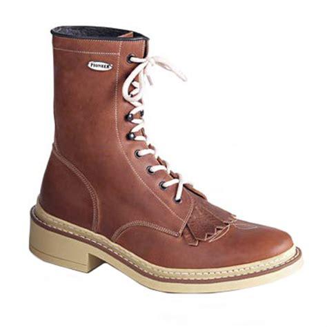 pioneer cowboy boots western work ankle boots pioneer
