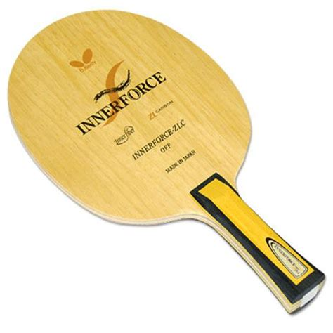 butterfly blade butterfly innerforce zlc table tennis blade butterfly