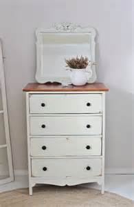 shabby chic dresser casual cottage