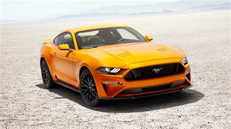 6 Speed Automatic Mustang by 2018 Ford Mustang Facelift Unveiled 10 Speed Automatic