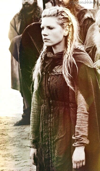 hairstyles from vikings tv lagertha good imitation of a viking women hair