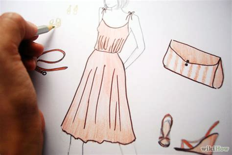 Clothes Design How To Design Clothes 9 Easy Steps With Pictures