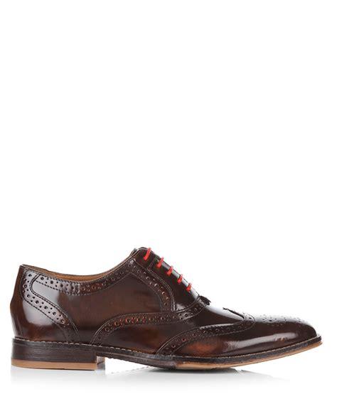 hush puppies sale hush puppies style brogue leather shoes designer footwear sale outlet secretsales