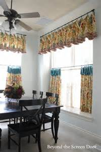 Kitchen Cafe Curtains How To Choose The Best Length For Your Curtains Beyond The Screen Door