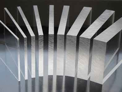 PALGLAS Clear Extruded Acrylic Sheet - SignGround .25 Acrylic Sheets Wholesale