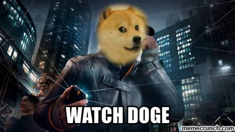 Watch Meme - watch doge