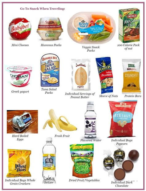 Shelf Stable Food List by Best 25 Healthy Packaged Snacks Ideas On