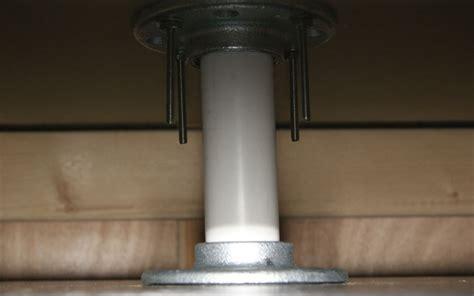 Countertop Kegerator by Sealing The Gap Between A Kegerator And Countertop