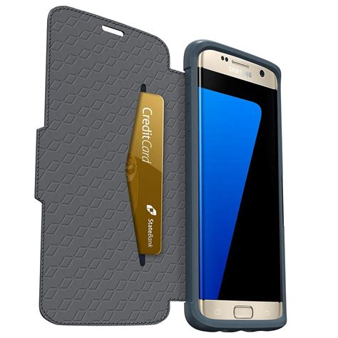 Bob Series Samsung Galaxy S7 Edge Leather Cover Usams otterbox strada series premium leather folio for samsung galaxy s7 edge mh ebay