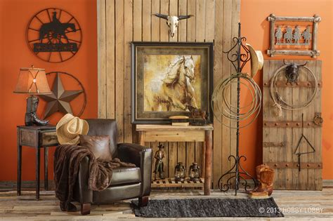 cowboy decorations for home we love the use of old and new in this western retreat