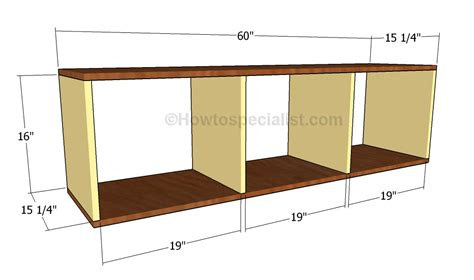 mud room bench plans mudroom bench plans howtospecialist how to build step
