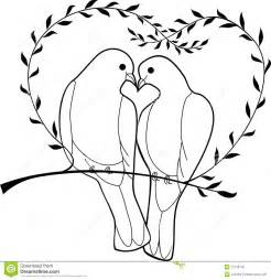 boda palomas colouring pages