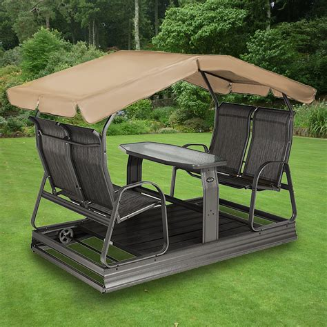 canopy for swing seat replacement canopy for four seater swing garden winds canada
